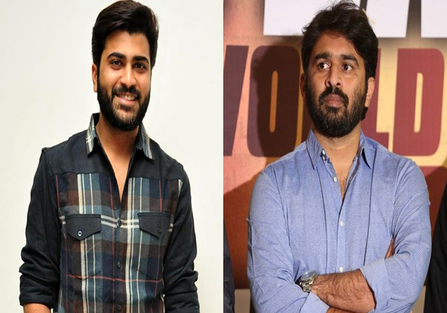 Sudheer Varma Movie with Sharwanand