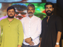 Sye Raa Narasimha Reddy Movie logo launch Photos