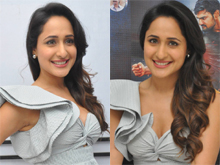 Pragya Jaiswal At Jaya Janaki Nayaka Movie Success Meet Photos