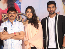 Jaya Janaki Nayaka Movie Success Meet Photos