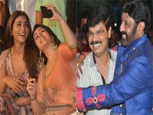 NBK Paisa Vasool Audio Launch Photos