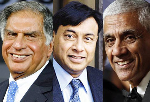 3 Indians in Forbes 100 Greatest Business Minds