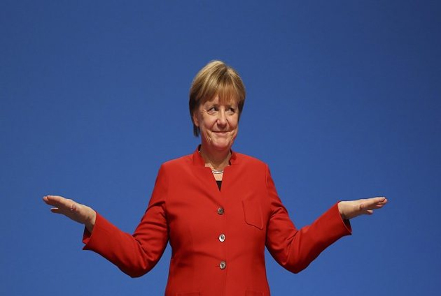Angela Merkel elected as German Chancellor for 4th time