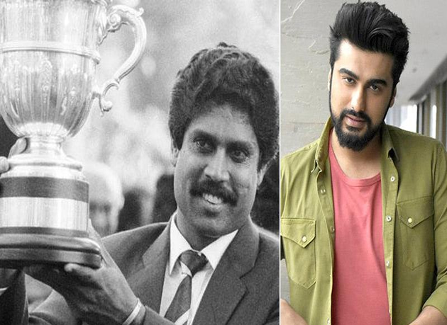 Arjun Kapoor to play Kapil Dev in biopic on India win at 1983 World Cup