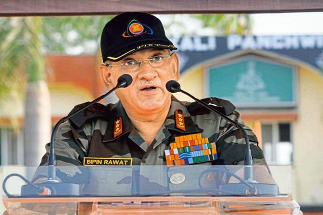 Army chief Bipin Rawat warns of another surgical strike against Pakistan