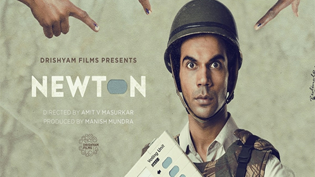 Bollywood film Newton is India official entry to 2018 Oscars