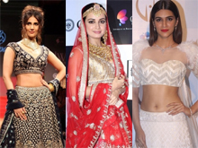 Celebs Walks On Ramp at IIJW 2017 Photos