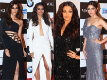 Celebs at Red Carpet Of Vogue Women Of The Year 2017 Photos