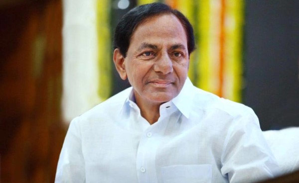 Central Government Ok For KCR