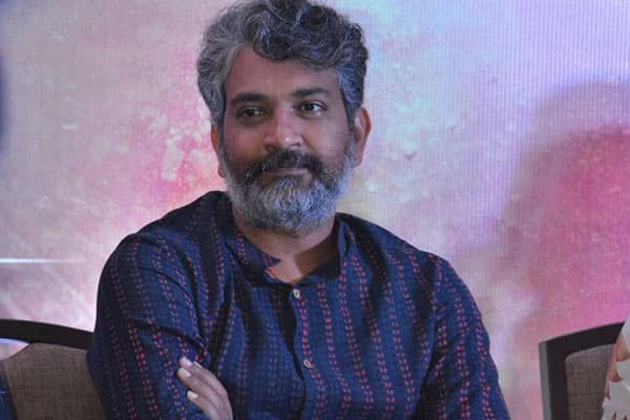 I Never Think About Awards Says Rajamouli