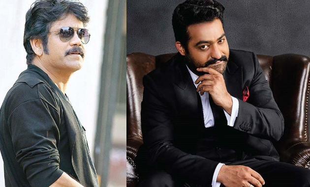 Nagarjuna Is Chief Guest for NTR Bigg Boss Grand Finale