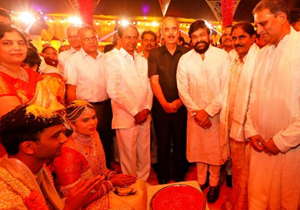 Ntv Chowdary Daughter Wedding Photos