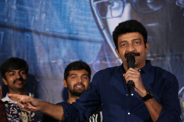 Rajasekhar Speech at PSV Garuda Vega Trailer Launch