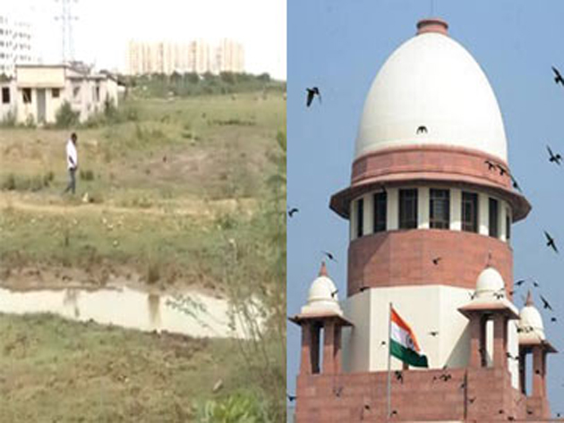 SC directs TN High Court to decide on right to sale Sadarvathi Lands