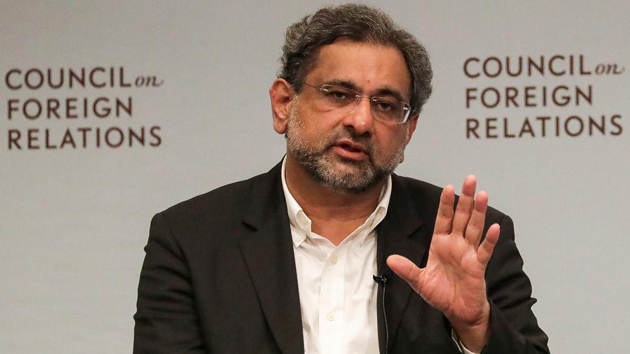 Short-range nuclear weapons to counter India cold start doctrine Says Shahid Khaqan Abbasi