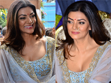 Sushmita Sen Launches Shashi Vangapalli Store Photos