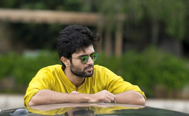 Vijay Devarakonda Photo Shoot