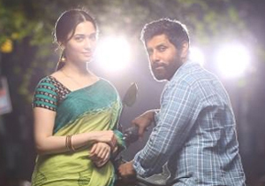Vikram-Tamanna Sketch movie Photos