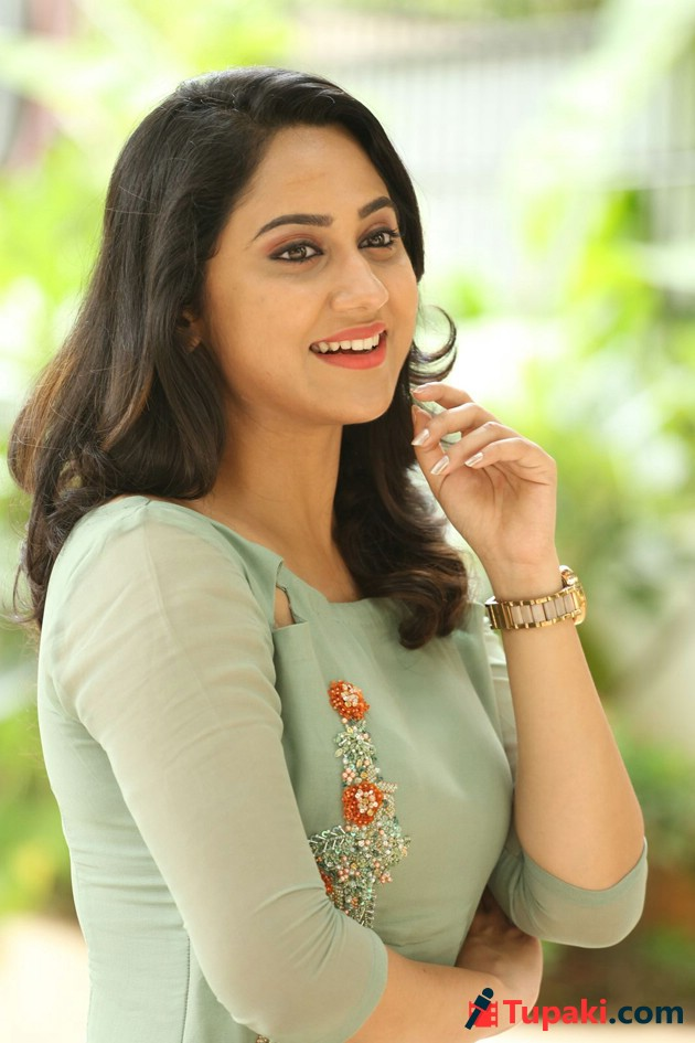 Actress Miya George Interview Photos