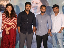 Mahanubhavudu Movie Trailer Launch Photos