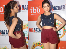 Pranita Lunches FBB Dasara Collection