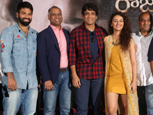Raju Gari Gadhi 2 Movie Trailer Launch Photos