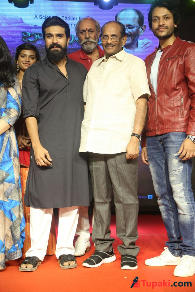 Sri Valli Movie Pre Release Function Photos
