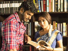 Vishal Detective Movie Posters