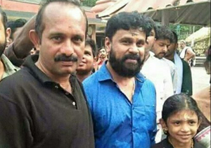 Dileep Visits Sabarimala Temple after out On Bail