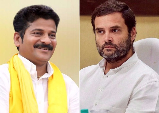 Will Revanth strengthen Congress, makes strong opposition to TRS?