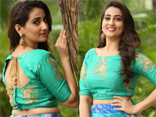 Manjusha Latest Photos