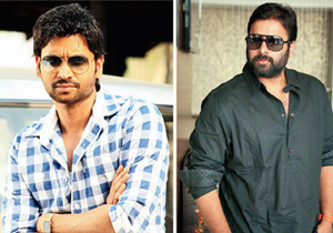 Nara Rohit Or Sumanth for Venkatesh and Teja Next Movie