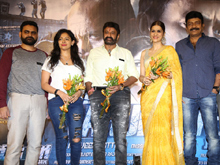 PSV Garuda Vega Trailer Launch Photos