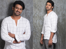 Prabhas New Photos