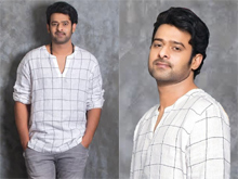 Prabhas in Sahoo Movie Photos