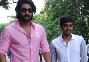 Rana Brother Abhiram Ready to Tollywood Debut
