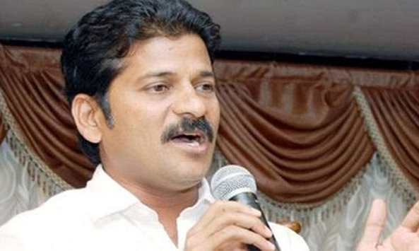 Revanth Reddy Questions to Andhra TDP Leaders