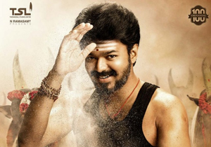 Vijay Dialogues in Mersal movie Targets Modi