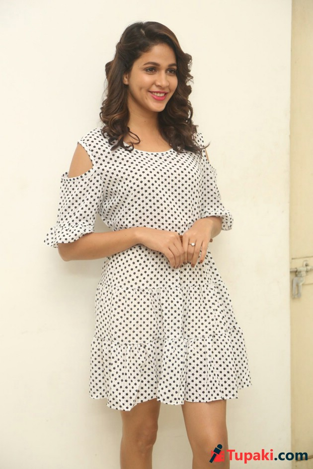Lavanya Tripathi Interview Photos