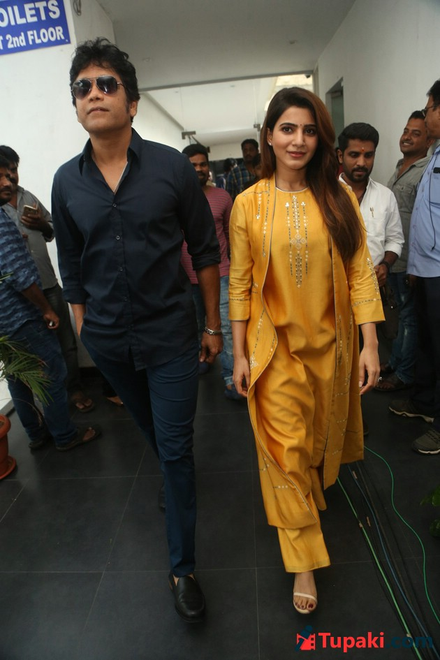 Raju Gari Gadhi 2 Press Meet Photos
