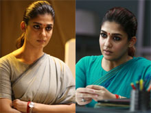 Nayanthara in Karthavyam Movie Photos