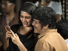 Raju Gari Gadhi 2 Movie Working Stills