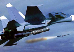 BrahMos missile fired succesfully from Sukhoi aircraft