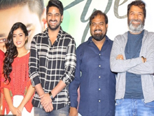 Chalo Movie Teaser Launch Photos