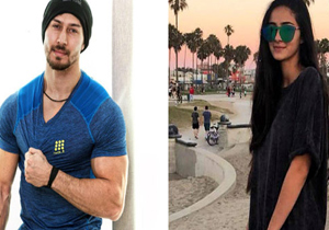 Chunky Pandey daughter Ananya Pandey to romance Tiger Shroff in Student of the Year 2