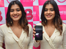 Hebah Patel Launch B New Mobile Store at Tenali Photos