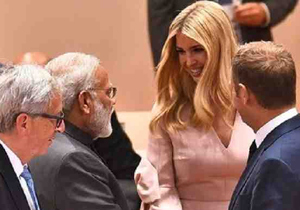 Ivanka Trump Hyderabad visit: Five-tier security, bullet proof car & sniper rifles deployed