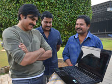 Pawan Kalyan Launches 2 Countries Movie Teaser