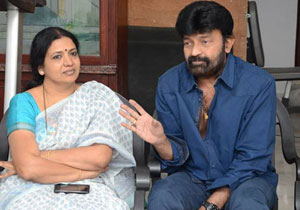 Rajasekhar about an Issue with Chiranjeevi