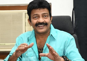 Rajasekhar on about His Weakness